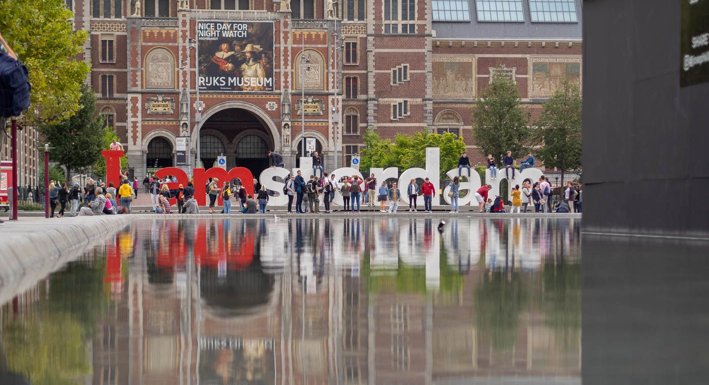 Travel: Exploring Amsterdam