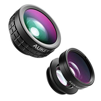 Review: Aukey iPhone / Smartphone Lens Set