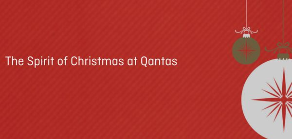 Qantas Mall Offering Great Bonus For Xmas