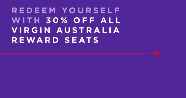 Virgin are Offering 30% off ALL Award Seats